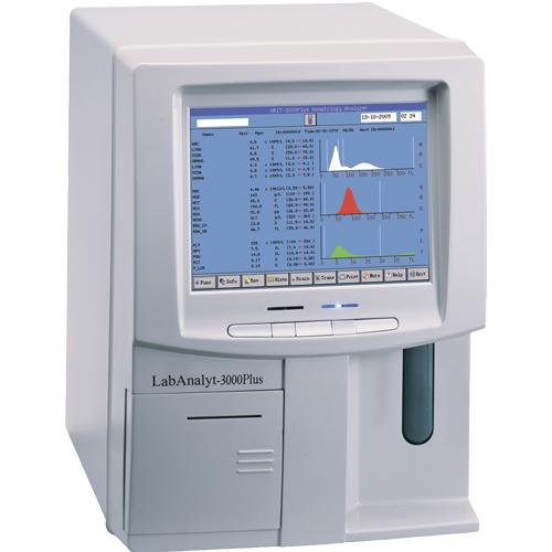 Гематологический автоматический анализатор LabAnalyt 3000 Plus