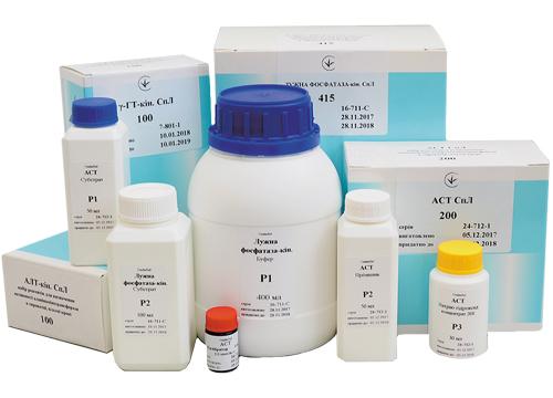 Тест-системы для клинической биохимии